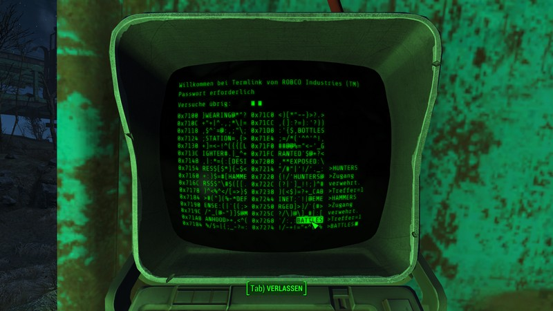 How To Hack Terminal In Fallout 4 Expert Guide