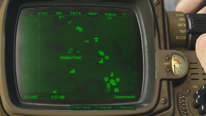 Fallout 4 Where To Find The Hidden Locations Guide
