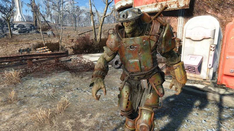 How to Dress Up Dogmeat, Codsworth, and Strong in Fallout 4