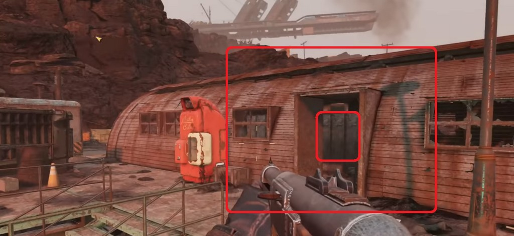 Fallout 76: Where To Find Alien Blaster Location Guide