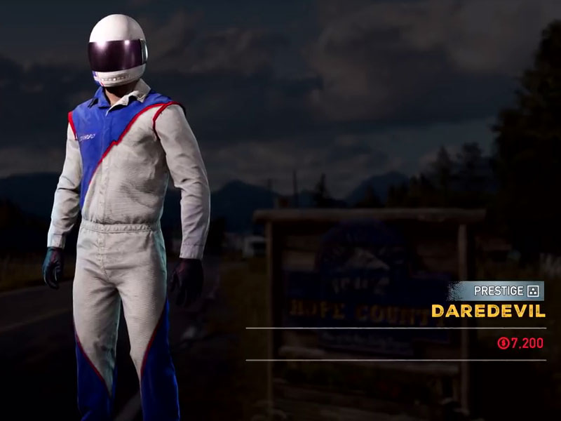 Far Cry 5 All Outfits