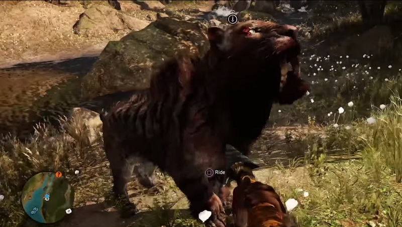 Far Cry Primal Where To Find All 17 Animals And How To Tame Them