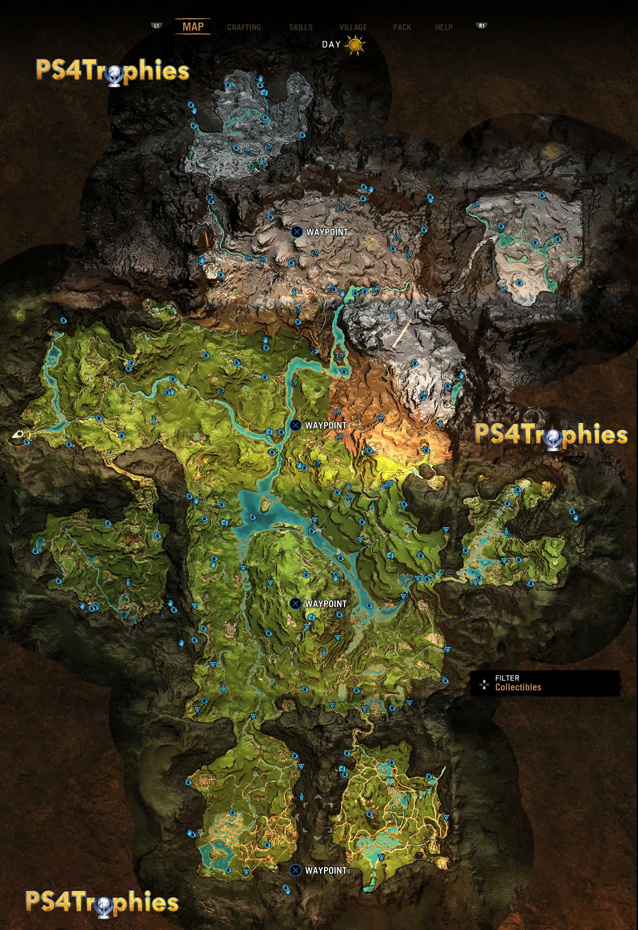 Man Cave Far Cry 5 Walkthrough : Far cry primal collectible location guide for daysha hands