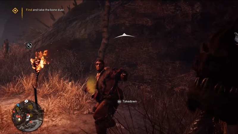 far cry primal how to escape the cave