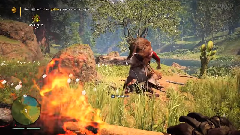 Far Cry Primal Walkthrough Part 2 Deep Wounds Vision Of Beasts And Beast Command Gamepur