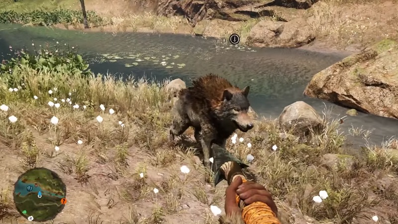 Far Cry Primal: Where to Find all 17 Animals and How to Tame