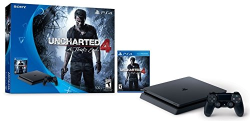 Uncharted 4: PS4 Slim Bundle On Amazon Prime Day