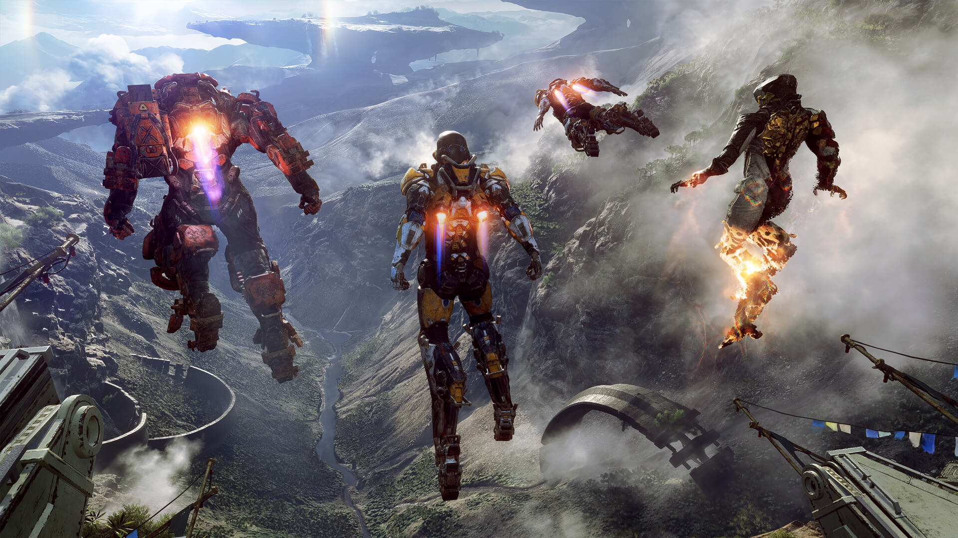 Bioware's Anthem - What We Know So Far