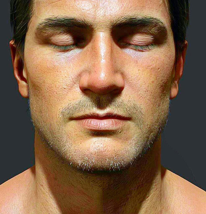 Uncharted 4: A Thief's End Color Corrected Character Model 2