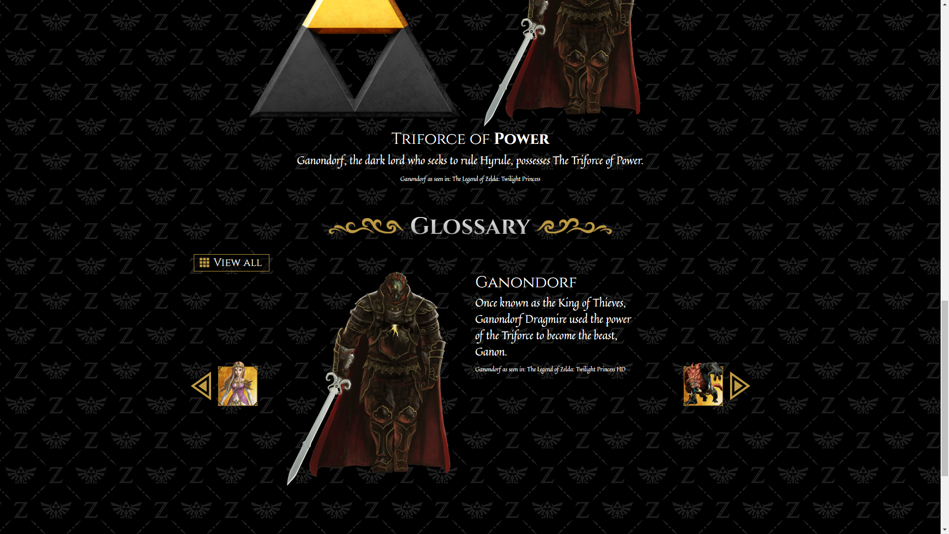 Ganondorf Full Name Revealed - Zelda Breath of the Wild