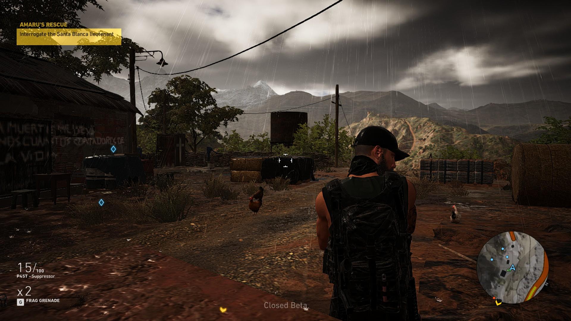 how to get ghost recon wildlands beta