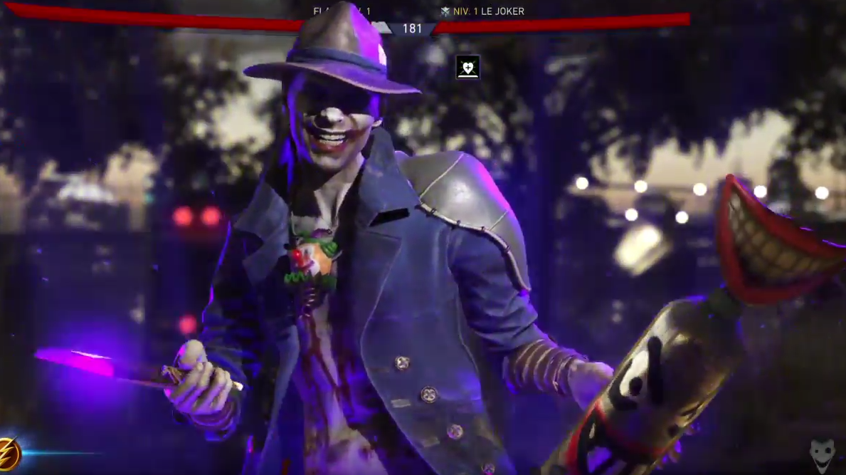 Injustice 2 - Joker Gameplay Image 1