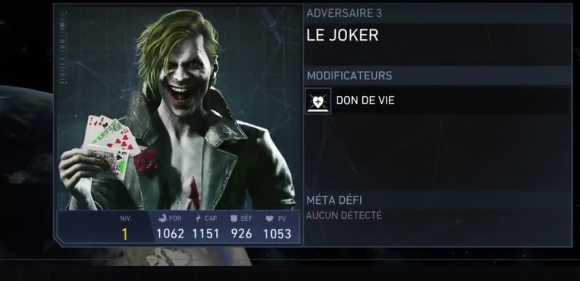 Injustice 2 - Joker Gameplay Image 3