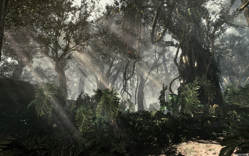 Jungle in Call of Duty Ghosts