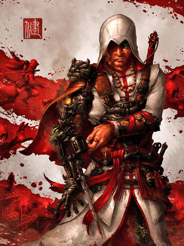 Gorgeous Looking Fan Made Assassin S Creed 4 Artworks Show