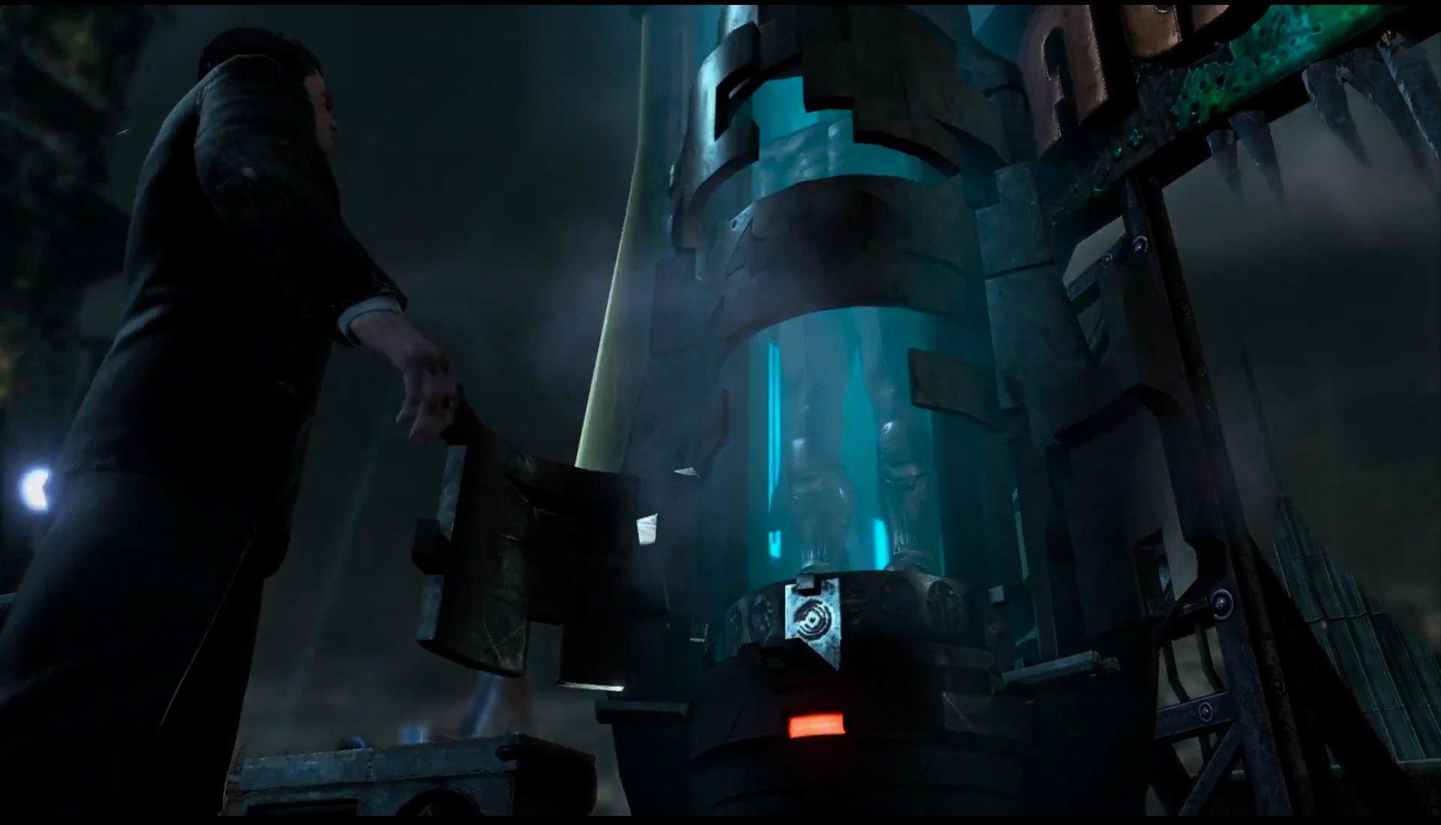 batman return  arkham ps  ps comparison screens shows ue capability stunning graphics