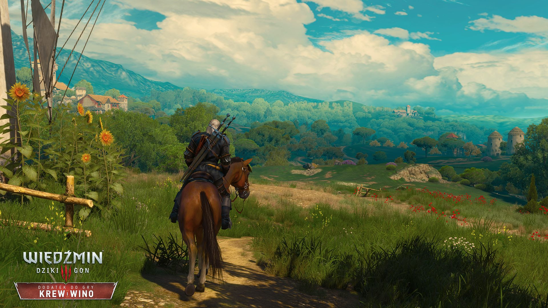 The Witcher 3: Blood and Wine Toussaint Map vs Ard Skellig Map ...