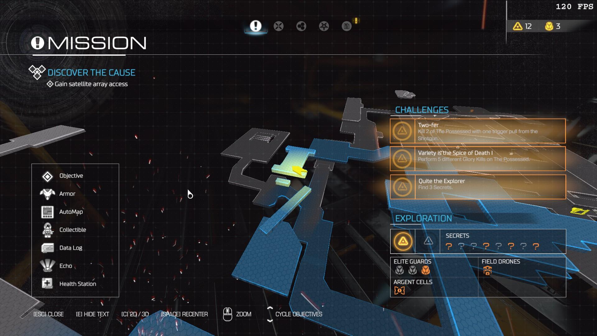 Doom 1 episode 4 secret level : Fort bragg ca movies