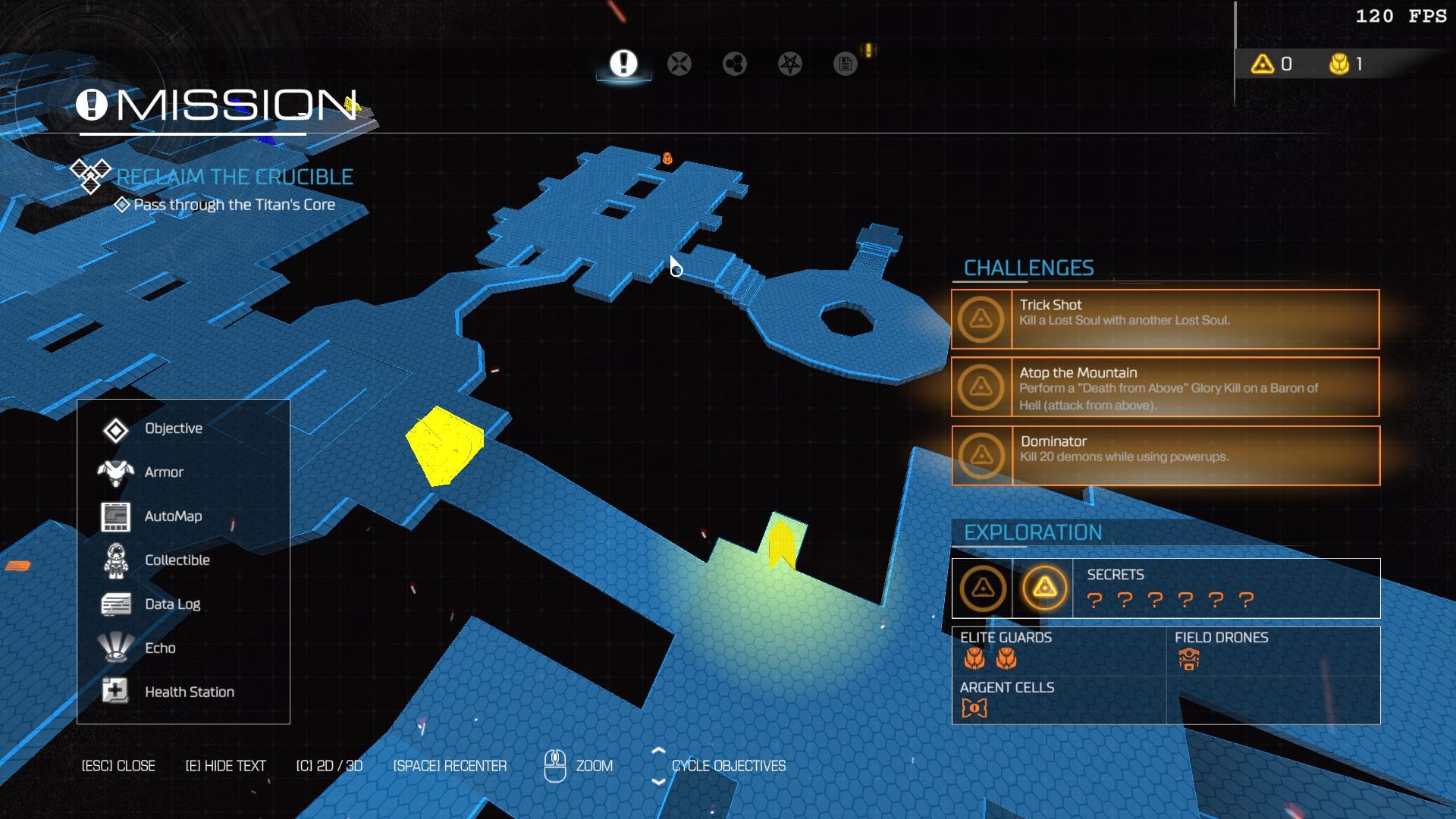 Titan S Realm Secret Room
