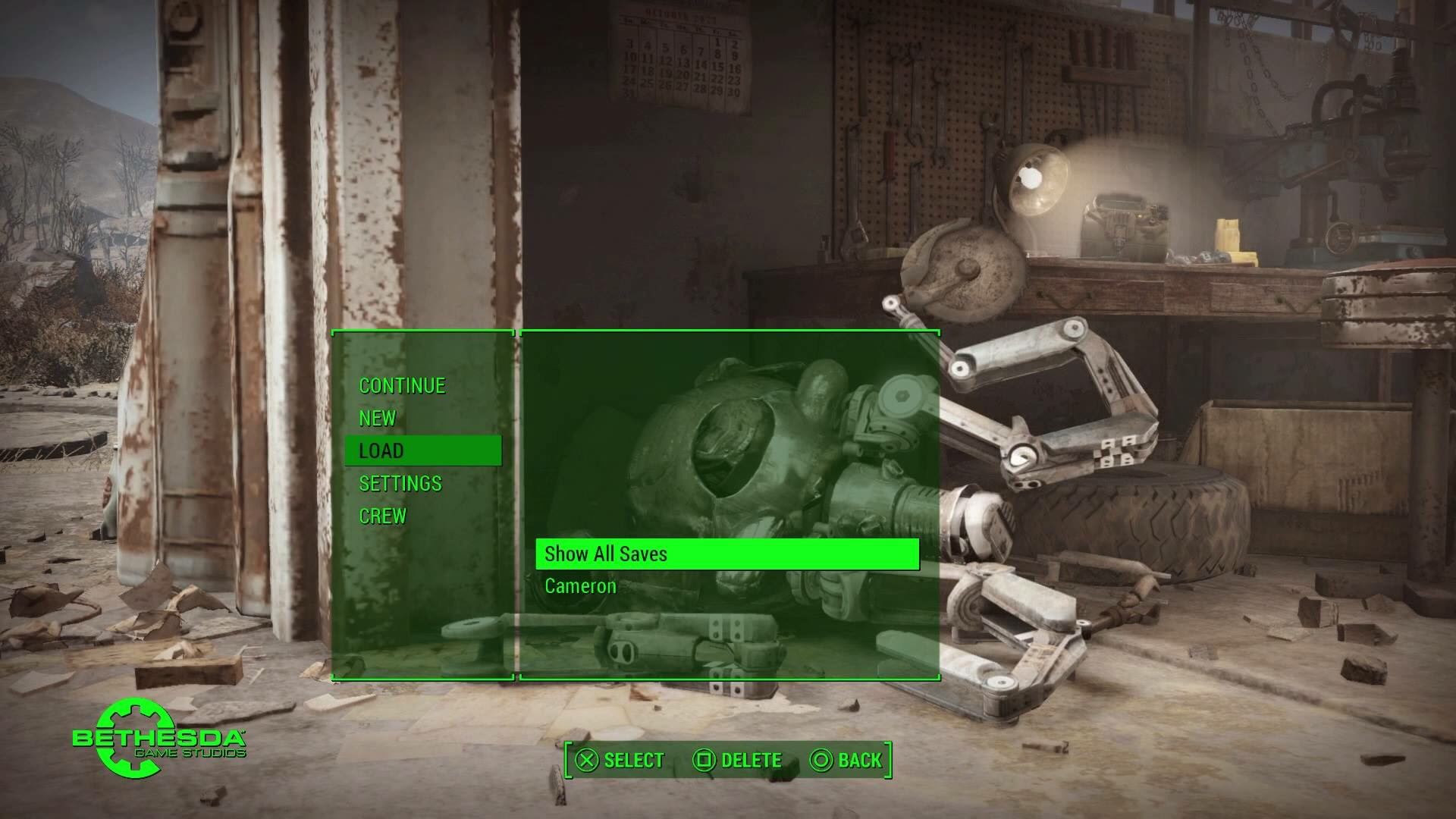 Fallout 4 Performance On PS4 Initial Impression, Multiple