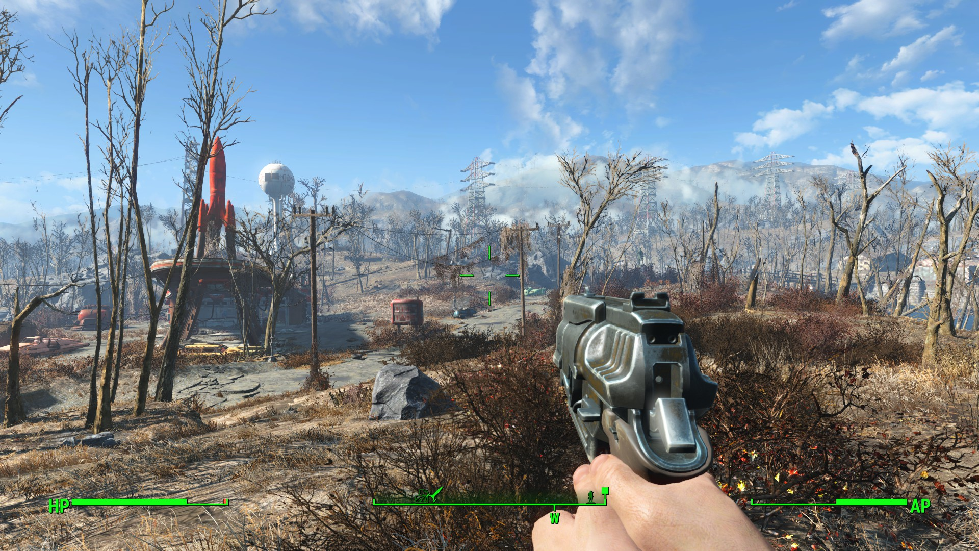 13 Fallout 4 PC Gameplay Screenshots At Ultra Setting Leaked