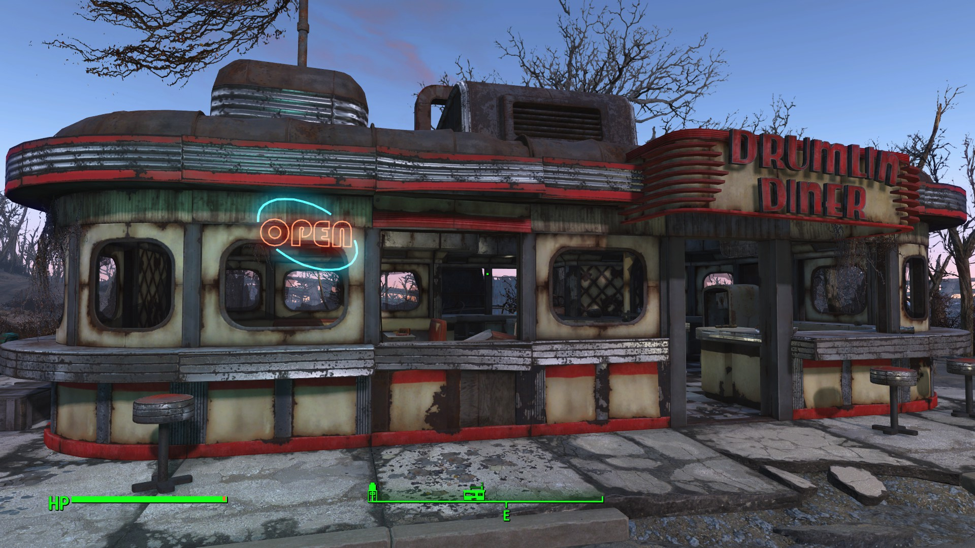 13 fallout 4 pc gameplay screenshots at ultra setting leaked for Fallout 4 mural