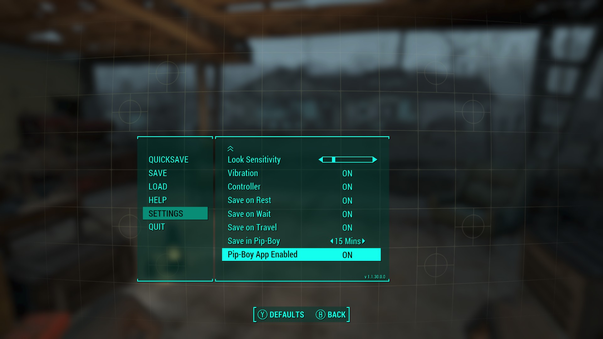Application load error fallout 4