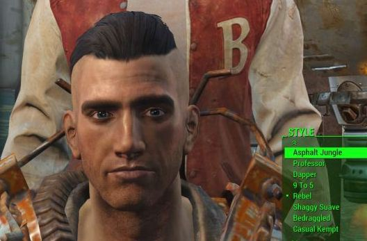Fallout 4 Guide To Secret Haircuts