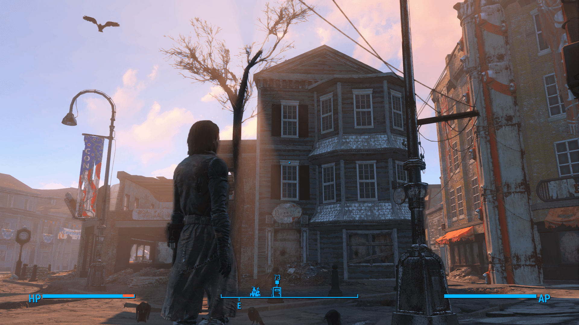 New Fallout 4 Leaked Uncompressed Screenshots Puts Low