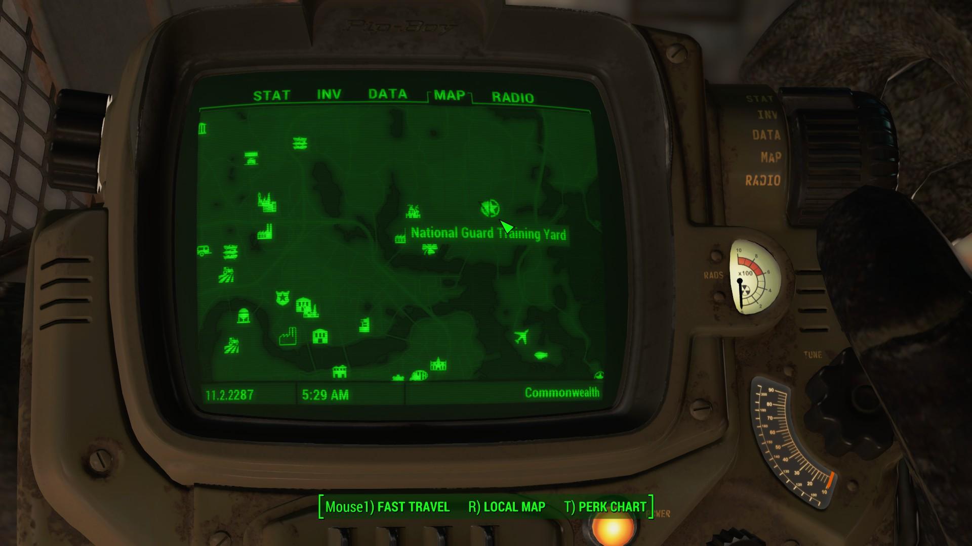 fallout 4 x 01 power armor location and walkthrough