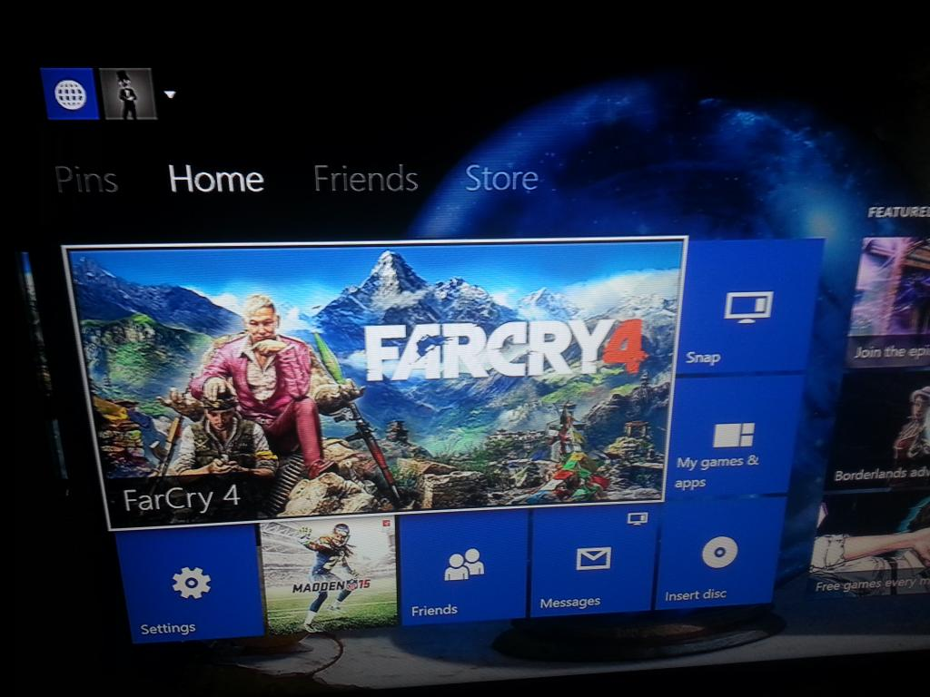 far cry 4 digital version on xbox one unplayable due to. Black Bedroom Furniture Sets. Home Design Ideas