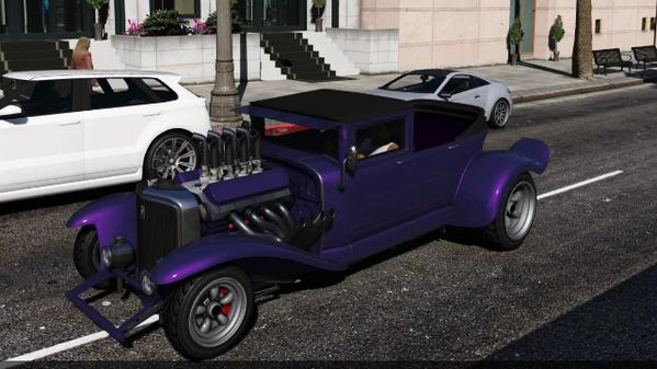 Gta  Benny S Cars