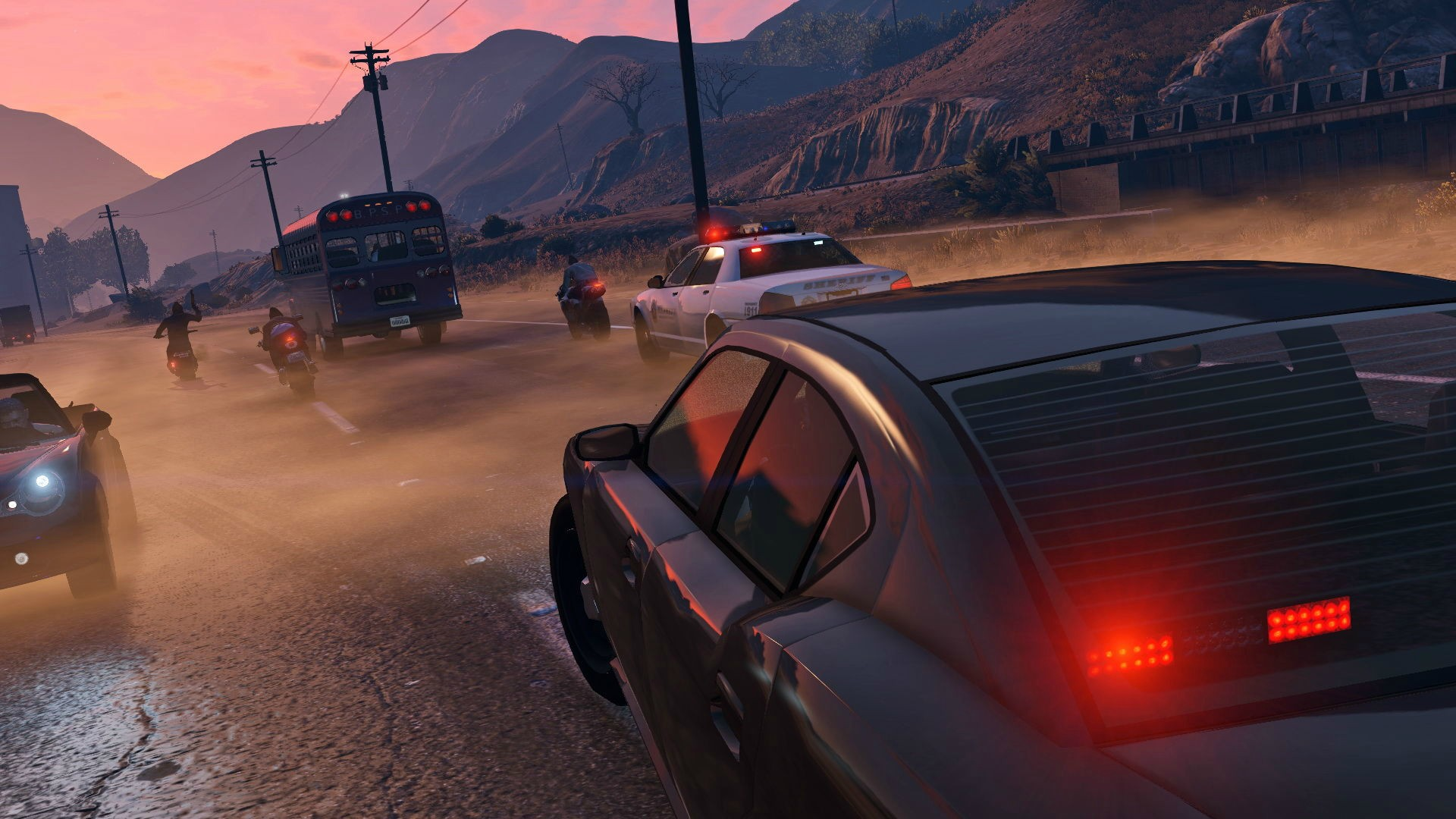 GTA Online Heists Revealed With Screenshots and New Trailer for PC and ...
