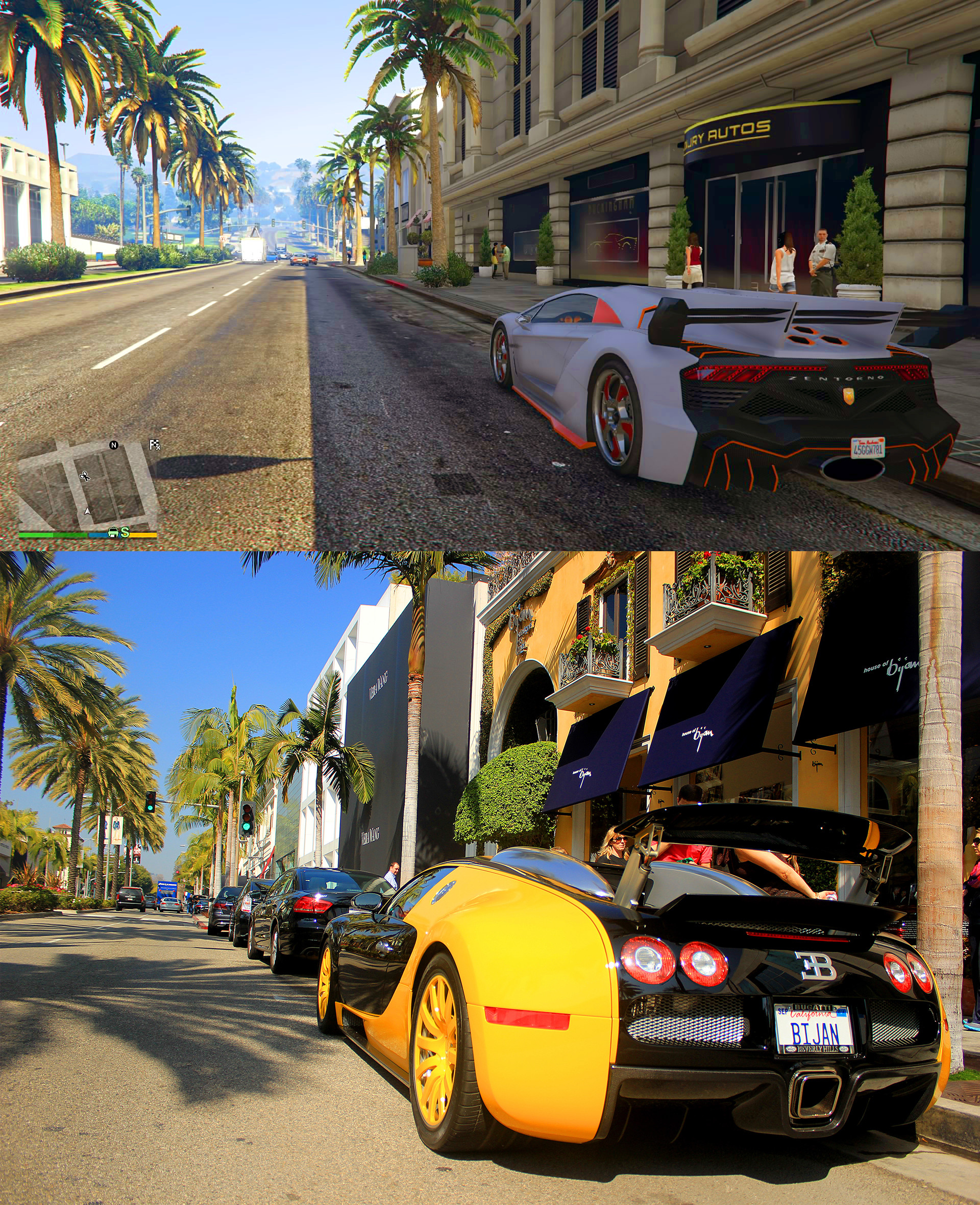 Natural Light Gta V