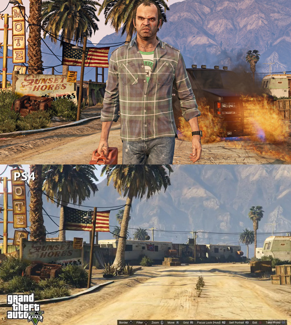 gta 5 better on pc or ps4