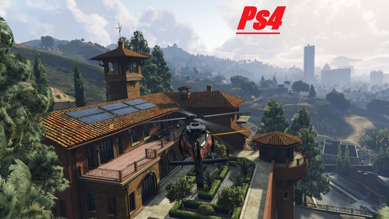 gta-v-ps4-build-comparison- Xbox One Vs Ps4 Graphics Gta V