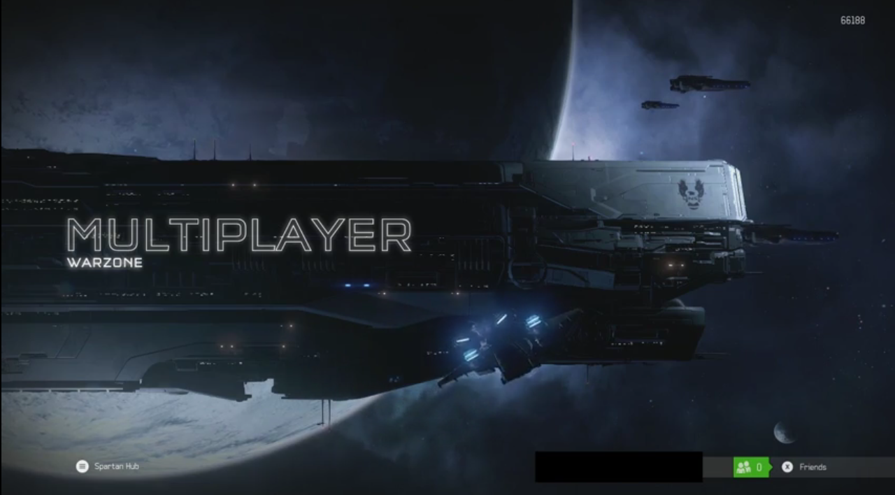 Halo 5: Warzone Menu Screens Leaked, Shows Controller ...