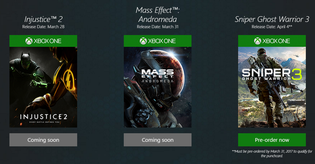 Injustice 2 Release Date Leaked via Xbox Rewards