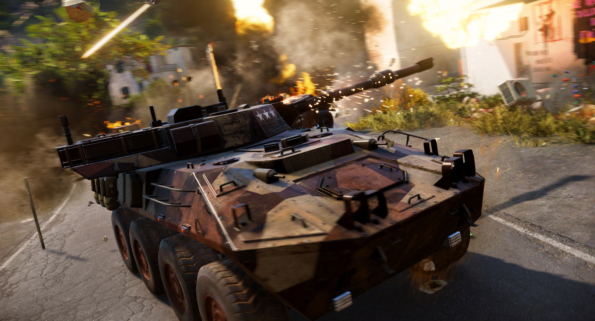 how to play just cause 3 online multiplayer ps4