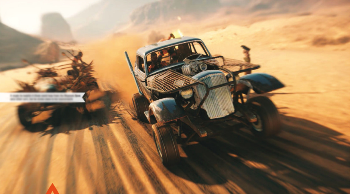 Man Cave Garage Far Cry 5 : Mad max for ps xone pc ton of new details leaked quot plot