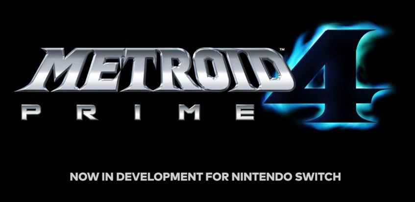 Metroid Prime 4 E3 2017 Announcement
