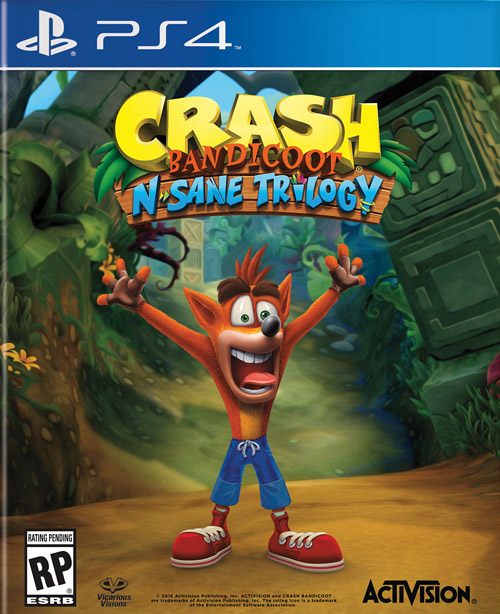 final box art of crash bandicoot n sane trilogy looks much much