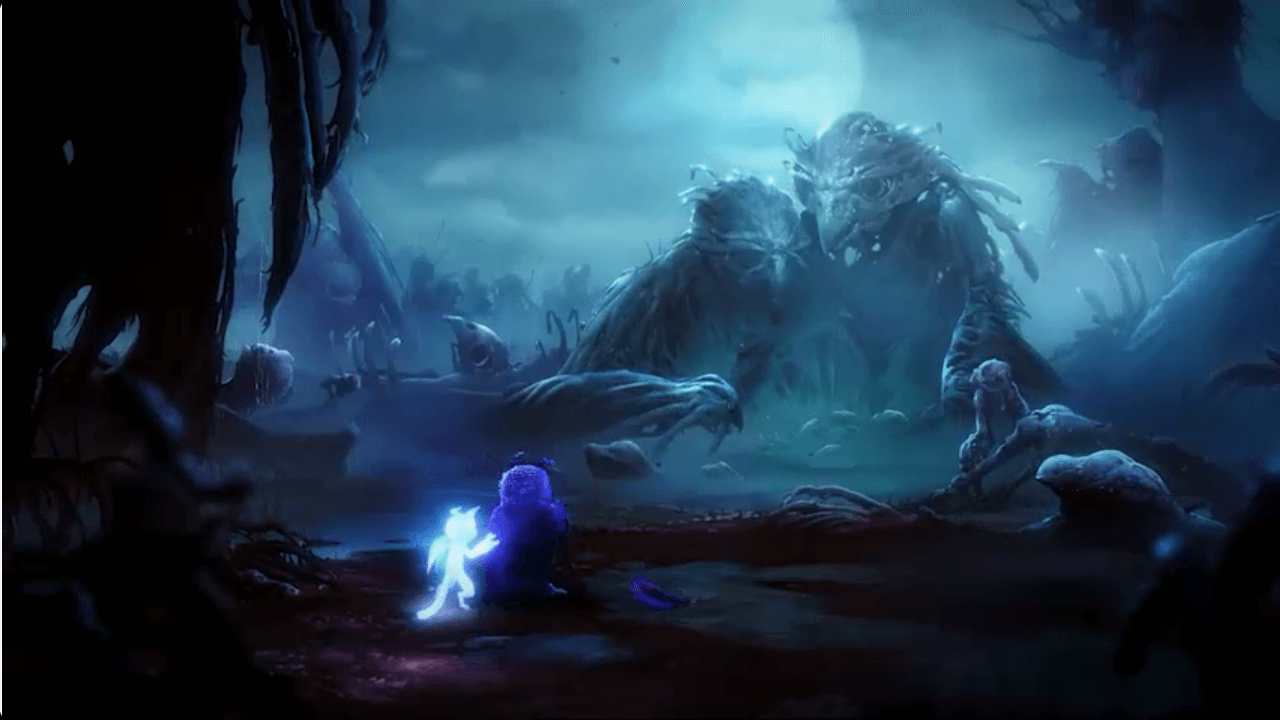 Ori and the Will of the Wisp Screenshot 1