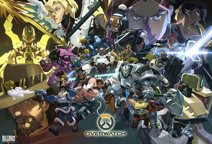 Overwatch One Year Anniversary