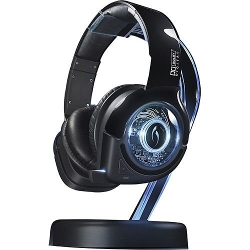 Ps4 headphones stand - iLive IAHB64 - headset Overview