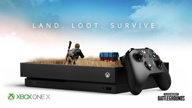 PUBG - Xbox One Ad Official