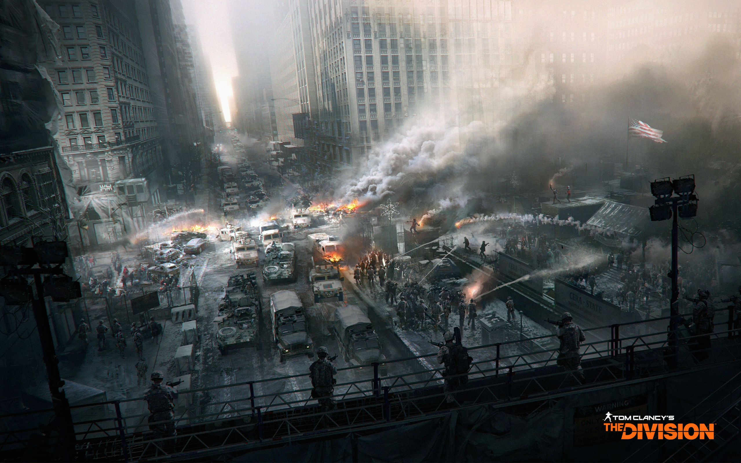 Tom Clancy's The Division Setting