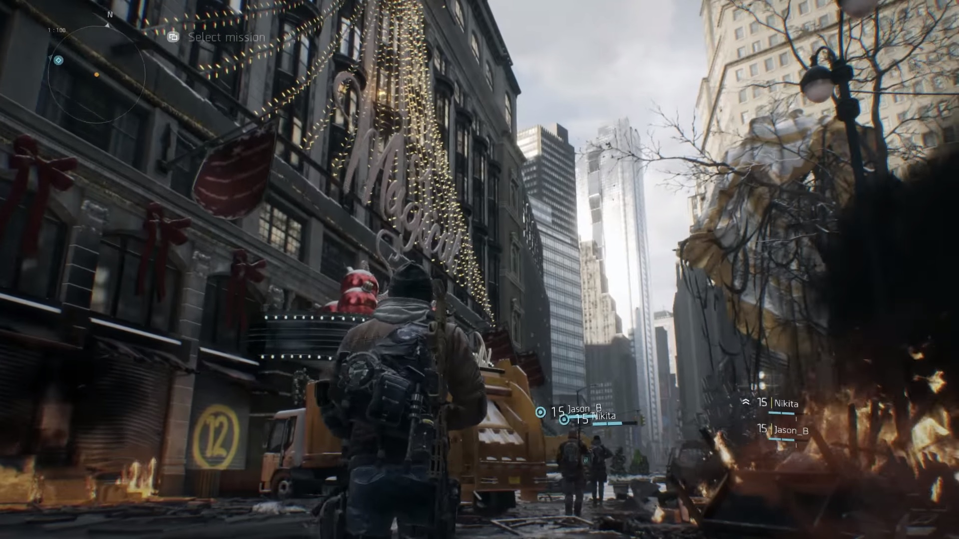 Image result for the division 1920x1080 screenshots