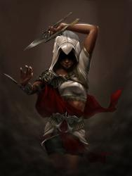Assassin's Creed 4 Artwork: India - Merkymer