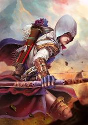 Assassin's Creed 4 Artwork: Revolutionary America - Unknown Artist